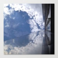 Completion Canvas Print