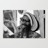 Everything Irie Canvas Print