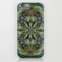 iPhone & iPod Case featuring Reflection In A Creek # 2 by Michael Harford
