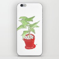 my plant iPhone & iPod Skin