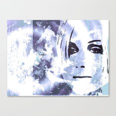 Melancholia 24/7/365 Canvas Print