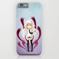 iPhone & iPod Case featuring Anxiety by Freeminds