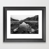 Buttermere Framed Art Print