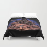 Wizard For Hire Duvet Cover