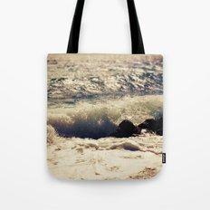 autumn sea Tote Bag