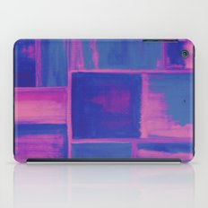 Watercolor abstract 27 iPad Case