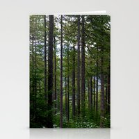 Trees Stationery Cards