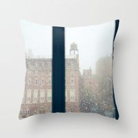 And On The Sixth Day, It… Throw Pillow