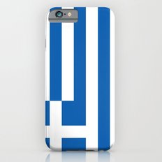 Flag of greece Slim Case iPhone 6s