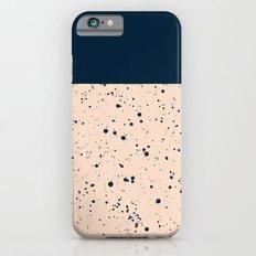 XVI - Dark Blue Slim Case iPhone 6s