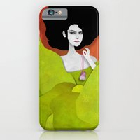 iPhone & iPod Case featuring Wisdom Tooth by Joanna Gniady