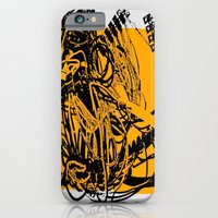 iPhone & iPod Case featuring COURTCIRCUIT by lucborell