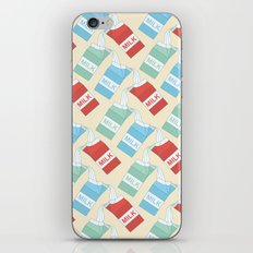 Don't cry over spilt milk iPhone & iPod Skin