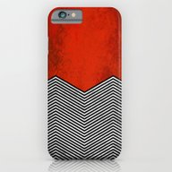 iPhone & iPod Case featuring Twin Peaks