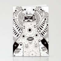 G R O W T H  Stationery Cards