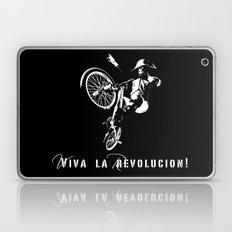 Viva La Revolucion BMX Laptop & iPad Skin