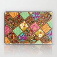 Patchwork Paisley Laptop & iPad Skin