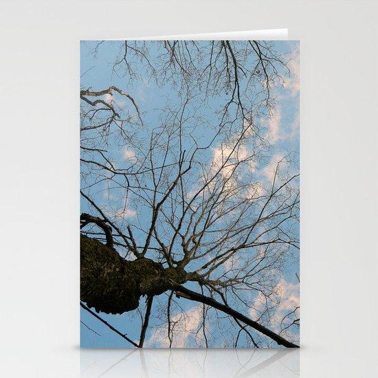 Sky Stationery Card