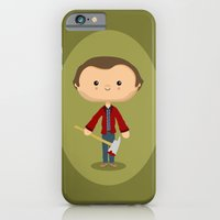 iPhone & iPod Case featuring All work and no play by Sombras Blancas Art & Design