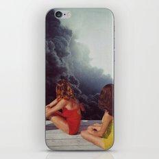 SUNBATHING iPhone & iPod Skin
