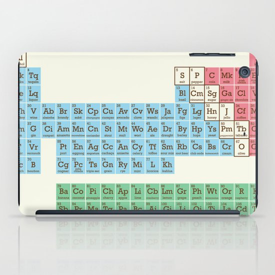 Tasty Table iPad Case