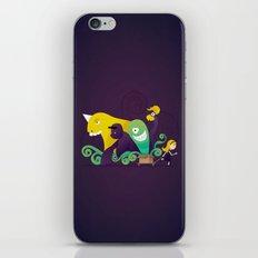 pandora's box iPhone & iPod Skin