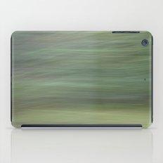 Green Whirlwind iPad Case