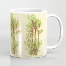 Palmier Rouge - Red Palmtree Mug