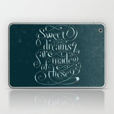 Sweet Dreams Are Made Of These Laptop & iPad Skin