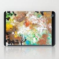 Elbow Falls  iPad Case