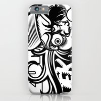 iPhone & iPod Case featuring Nek Minut by illustrationsbynina