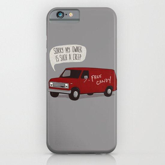 Creeper Van iPhone & iPod Case