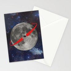 Lunar Lander Stationery Cards