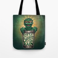 Don't Let The Sunshine Ruin Your Rain Tote Bag