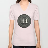 The End Unisex V-Neck
