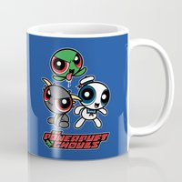 The Powerpuft Ghouls Mug