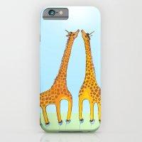 Unicorn Giraffes  iPhone 6 Slim Case