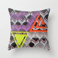 SUNCHOKE #1 Throw Pillow