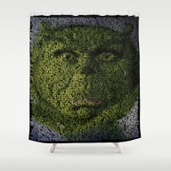 The Grinch (Complete Sto… Shower Curtain