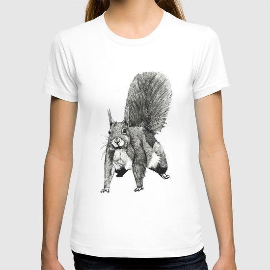 Pesky Squirrel T-shirt