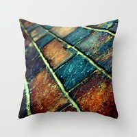 {All In All} Throw Pillow