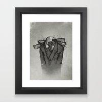 Wraith I. Framed Art Print