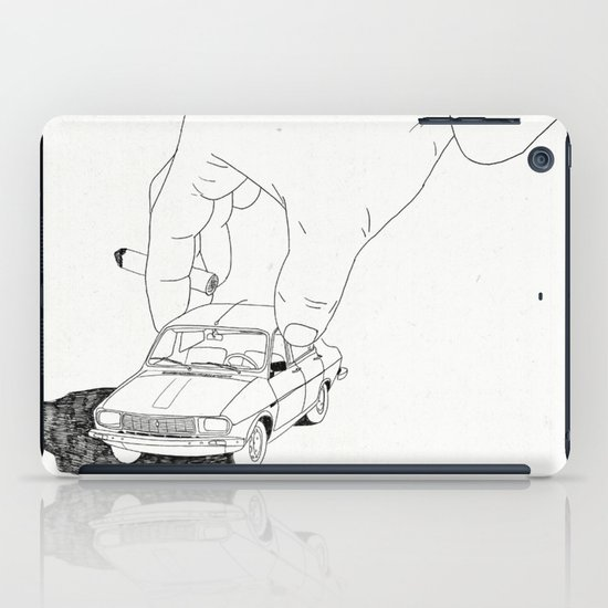Driving home iPad Case