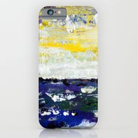 iPhone & iPod Case featuring At Sea by Claudia McBain