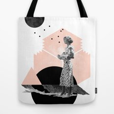 Too Late Tote Bag