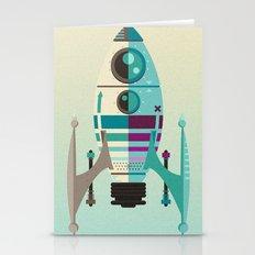 Rocket X Stationery Cards