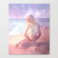 Contemplate Canvas Print