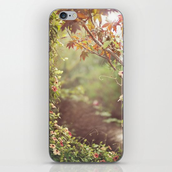 we were talking about the space between us iPhone & iPod Skin