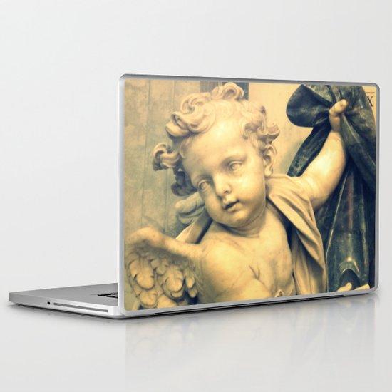 The Hallelujah Cherub. Laptop & iPad Skin