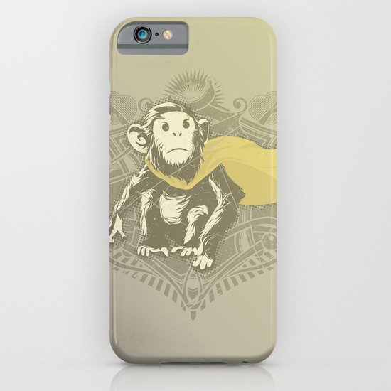 Fearless Creature: Chimpy iPhone & iPod Case